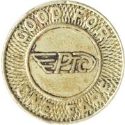 1 Fare - Philadelphia PTC (Philadelphia, PA) – reverse