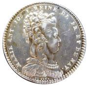 Token - Marie-Antoinette – obverse