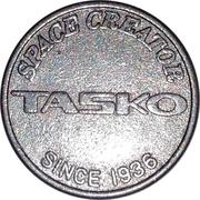 Token - Tasko – obverse