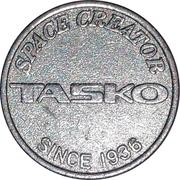 Token - Tasko – reverse