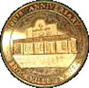 ½ Dollar - Brookville Kansas – obverse