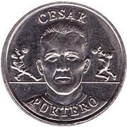 Token - RFEF Medallas de la Seleccion (Cesar) – obverse