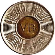 Control Token - VB (No Cash Value; non magnetic) – obverse