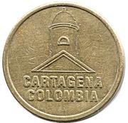 Token - PTC Cartagena – reverse
