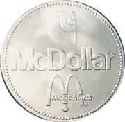 1 Dollar - McDollar (Loblaws) – obverse
