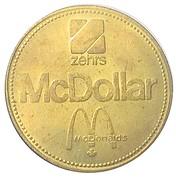 1 Dollar - McDollar (Zehrs) – obverse