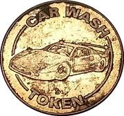 1 Dollar Car Wash Token - Keele Carwash – reverse