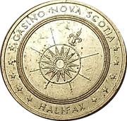 1 Dollar - Casino Nova Scotia (Halifax) – obverse