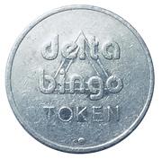 Token - Delta Bingo – obverse