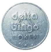 Token - Delta Bingo – reverse