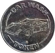 1 Dollar Car Wash Token - Coincarwash – reverse