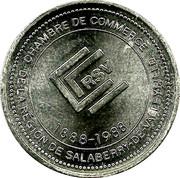2 Dollars - Salaberry-de-Valleyfield – obverse