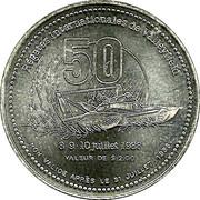 2 Dollars - Salaberry-de-Valleyfield – reverse