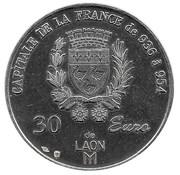30 Euro (Laon) – reverse