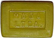 Token -Viação Mauá Ltda. (rectangular) – obverse