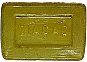 Token -Viação Mauá Ltda. (rectangular) – reverse