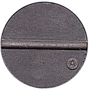 Telephone Token - COTAS (with date) – reverse