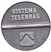 Telephone Token - National Local Call (Forjasul) – reverse