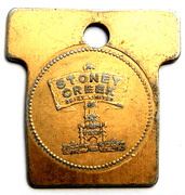 3 Quart - Stoney Creek Dairy 2% (Ontario) – obverse