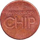 Parking Token - Ravensburger Chip – obverse