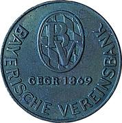 Lucky Token - Bayerische Vereinsbank – obverse