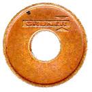Token - Wertmarke Gruner – reverse