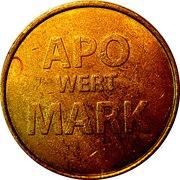 Apo Wert Mark - Guten Tag Apotheke – reverse