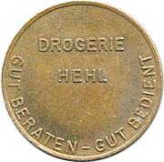 Token - Drogerie Hell – obverse