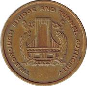 Token - Triborough Bridge And Tunnel Authority (New York) – obverse