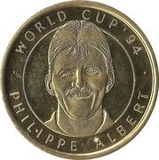 Token - Foot Magazine (World Cup'94 - Philippe Albert) – obverse