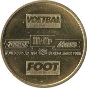 Token - Foot Magazine (World Cup'94 - Philippe Albert) – reverse
