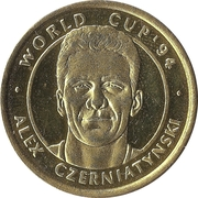 Token - Foot Magazine (World Cup'94 - Alex Czerniatynski) – obverse