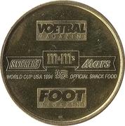 Token - Foot Magazine (World Cup'94 - Alex Czerniatynski) – reverse
