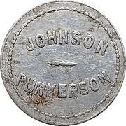 25 Cents - Johnson Purkerson – obverse