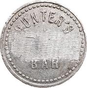 12½ Cents - Hunter's Bar – obverse