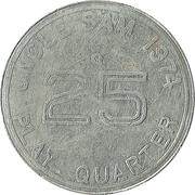 Play Quarter - Uncle Sam – obverse