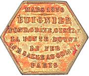Token - Buignier (Paris) – obverse