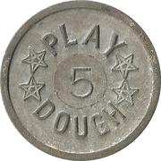 Token - Play Dough (5) – obverse