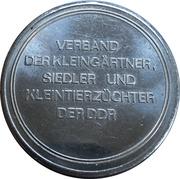 Medal - VKSK 30th Jubilee – reverse