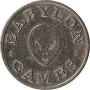 Token - Babylon Games – obverse