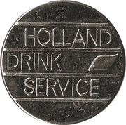 Token - HDS (Holland Drink Service) – obverse
