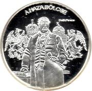 Token - Greats of our nation (Ferenc Deak) – obverse