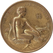 Token - Your Lucky Numbers (Pisces) – obverse