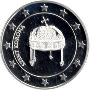 Token - 25 Countries (Holy Crown) – obverse