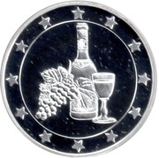 Token - 25 Countries (Tokaj) – obverse