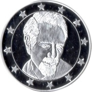 Token - 25 Countries (Zoltan Kodaly) – obverse