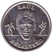 Token - RFEF Medallas de la Seleccion (Raul) – obverse