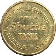 1 Fare - Southbank Shuttle (Covington, Kentucky) – reverse