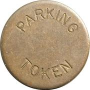 Parking Token - UCLA A (Los Angeles, California) – reverse