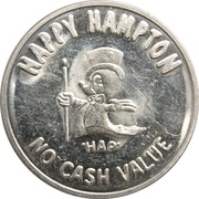 Token - Family Fun Center (Hampton Beach) – obverse